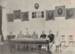mesa administrativa 1950 II