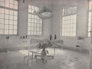 sala de cirurgia II