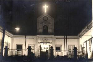 santa casa de jacareí - 1950
